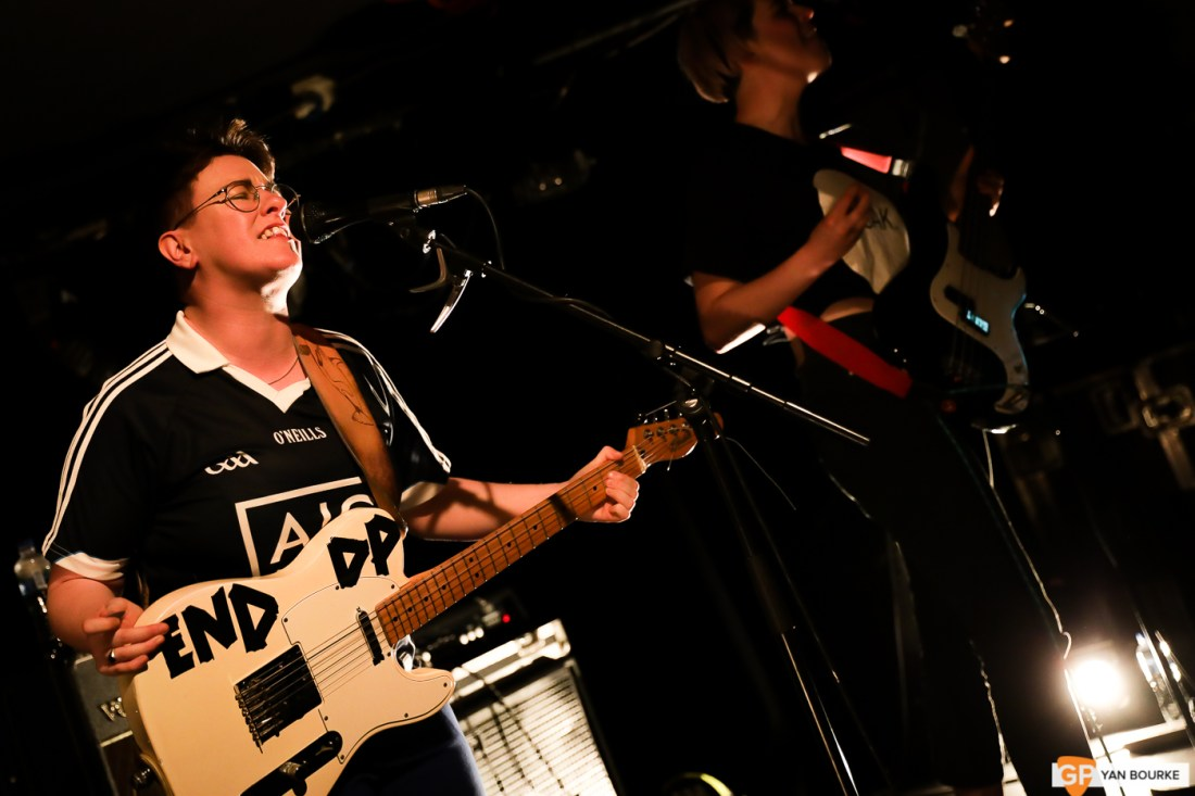 Pillow Queens at We've Only Just Begun in Whelan's on 10 August 2019 by Yan Bourke-17