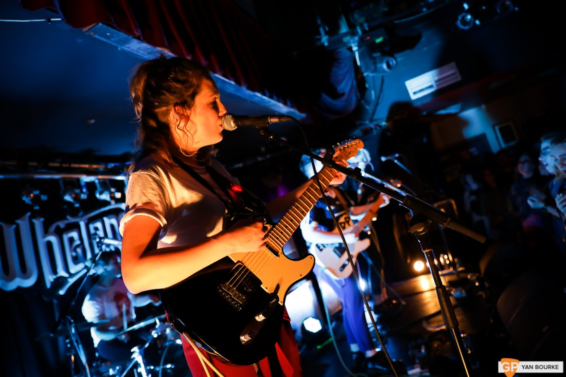 Pillow Queens at We've Only Just Begun in Whelan's on 10 August 2019 by Yan Bourke-21