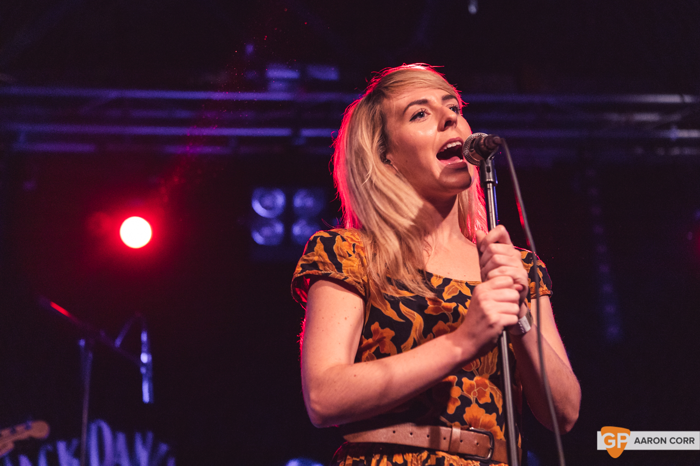 The Claque at Dolans Warehouse (10-08-19) by Aaron Corr-7927