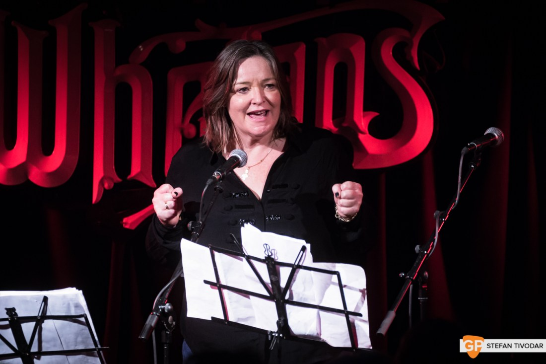 Anne Cleary Mic Cristopher's 50th Whelans Tivodar