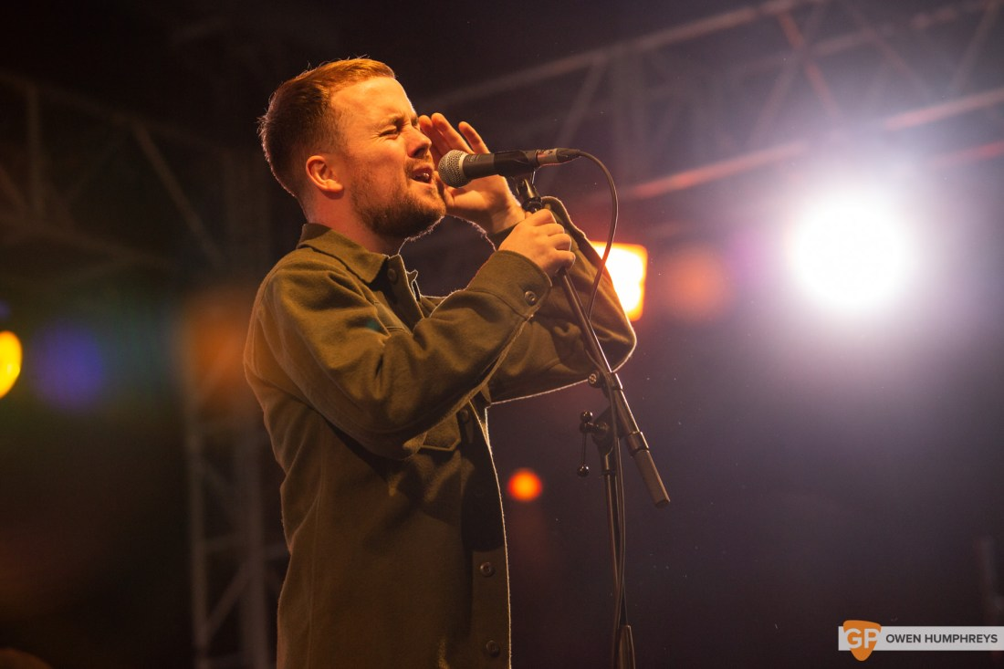 Maverick Sabre at Electric Picnic 2019. Photo by Owen Humphreys. www.owen.ie