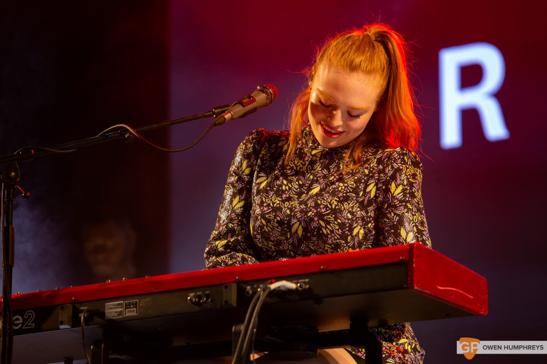 Freya Ridings at Electric Picnic 2019. Photo by Owen Humphreys. www.owen.ie