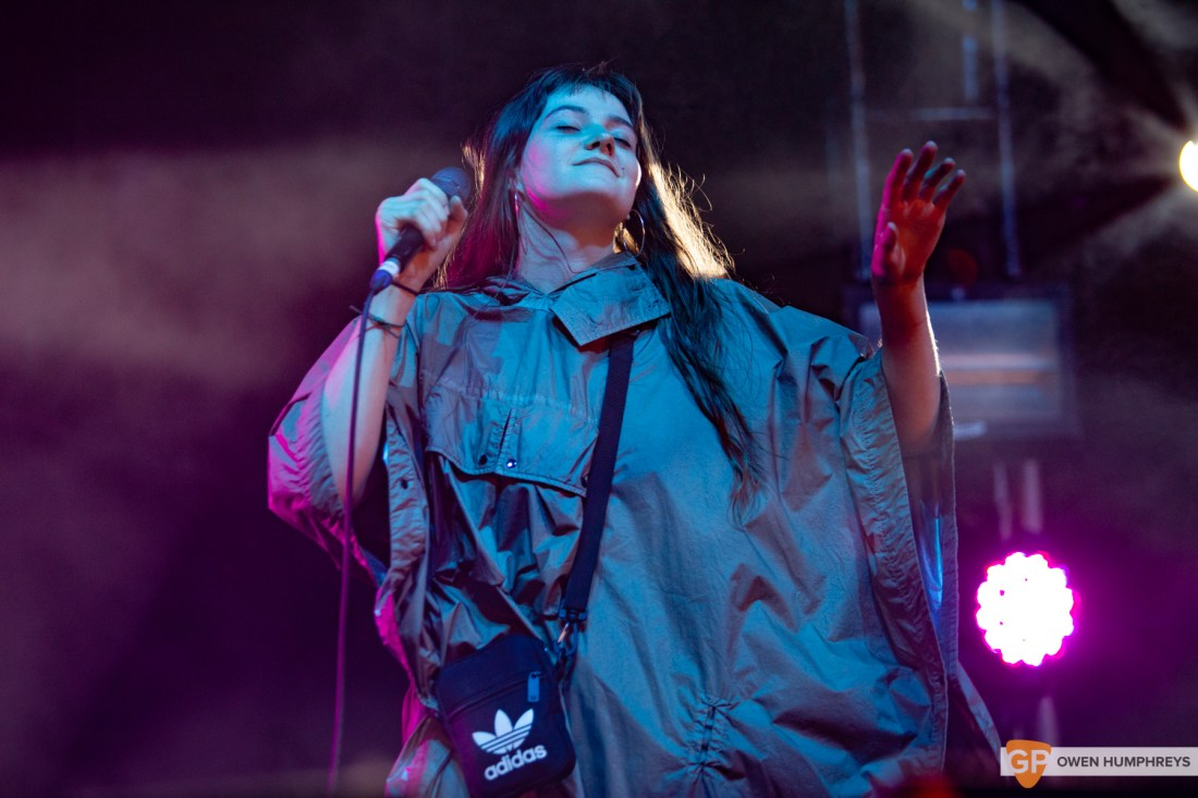 Biig Piig at Electric Picnic 2019. Photo by Owen Humphreys. www.owen.ie
