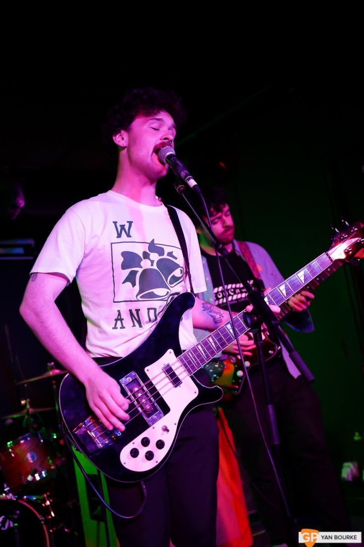 Junk Drawer at The Workman's Club on 7 September 2019 by Yan Bourke