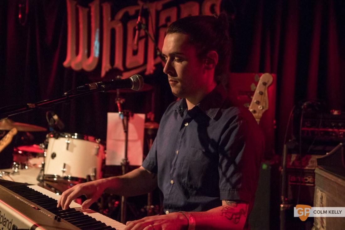 Brian Mooney at Whelan's, Dublin 30.10.2019 Copyright Colm Kelly-10