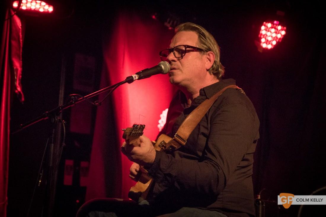 Brian Mooney at Whelan's, Dublin 30.10.2019 Copyright Colm Kelly-17