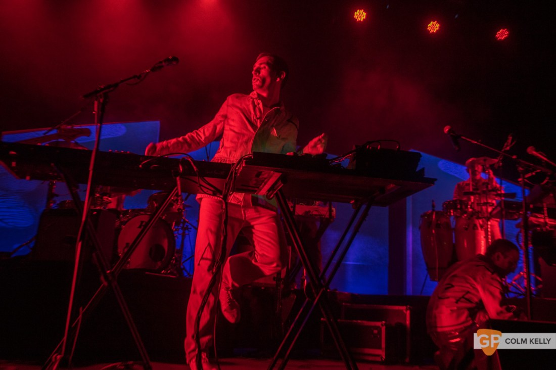 Hot Chip at The Olympia Theatre, Dublin 17.10.2019 Copyright Colm Kelly-1-2