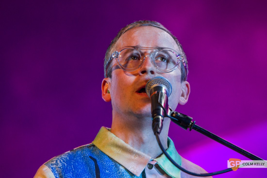 Hot Chip at The Olympia Theatre, Dublin 17.10.2019 Copyright Colm Kelly-183