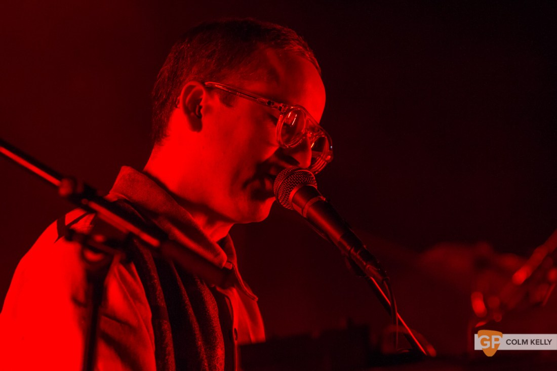 Hot Chip at The Olympia Theatre, Dublin 17.10.2019 Copyright Colm Kelly-188