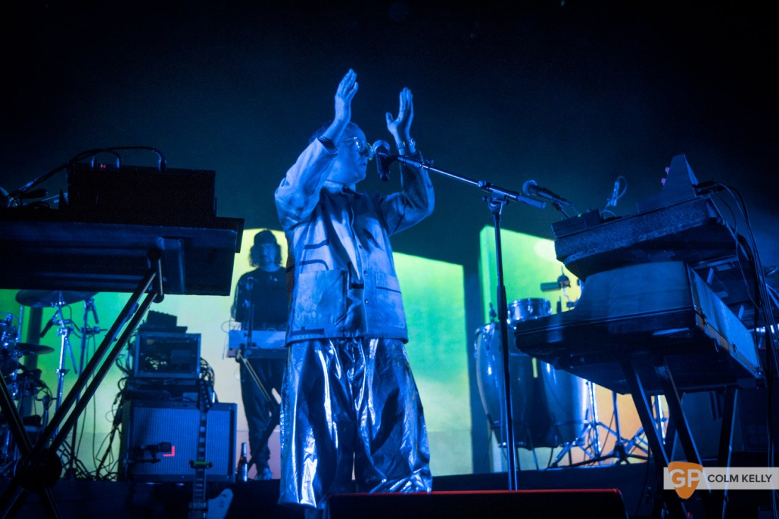 Hot Chip at The Olympia Theatre, Dublin 17.10.2019 Copyright Colm Kelly-19