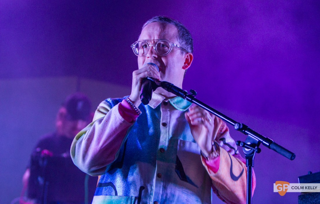 Hot Chip at The Olympia Theatre, Dublin 17.10.2019 Copyright Colm Kelly-196