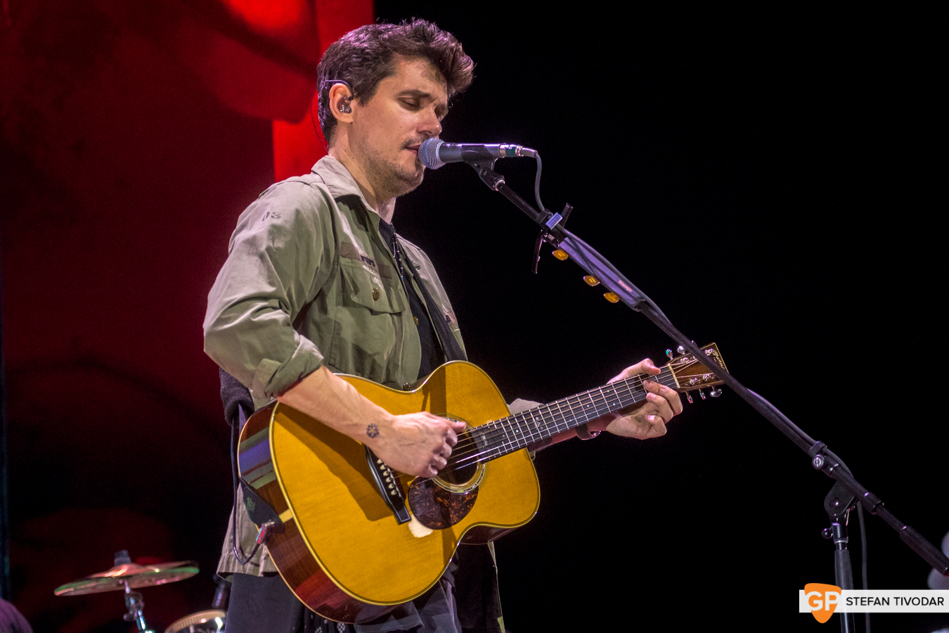 John Mayer 3 Arena October 2019 Tivodar 27