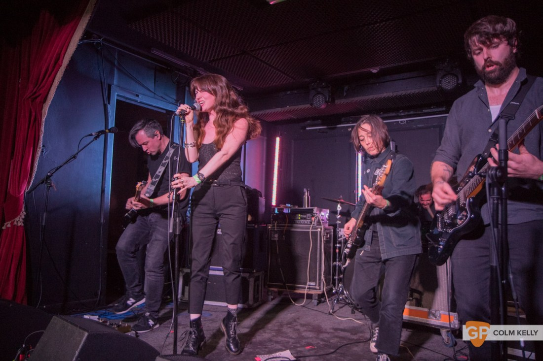 New Pagans at Friday in Workmans Irish Music Week 4.10.2019 Copyright Colm Kelly-1-15