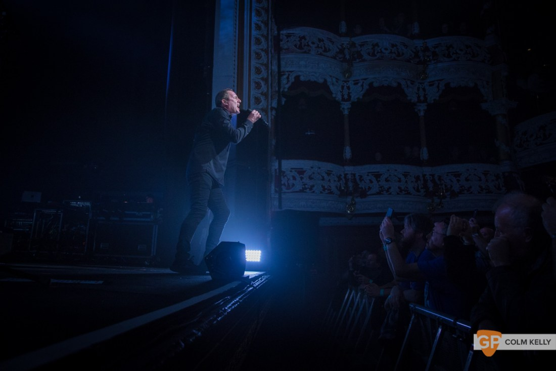 OMD at The Olympia Theatre, Dublin 24.10.2019 Copyright Colm Kelly