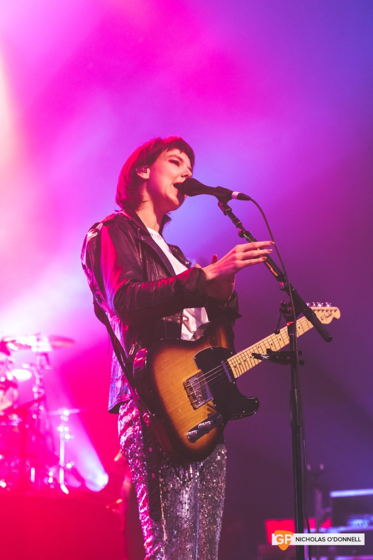 Of Monsters And Men performing in the Olympia Theatre. Photos by Nicholas O'Donnell. (2 of 17)