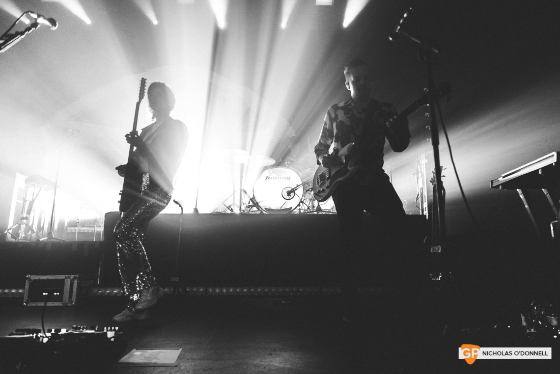 Of Monsters And Men performing in the Olympia Theatre. Photos by Nicholas O'Donnell. (3 of 17)