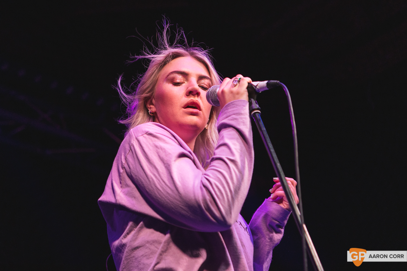 Self Esteem at The Sound House on 21-Oct-2019-9287