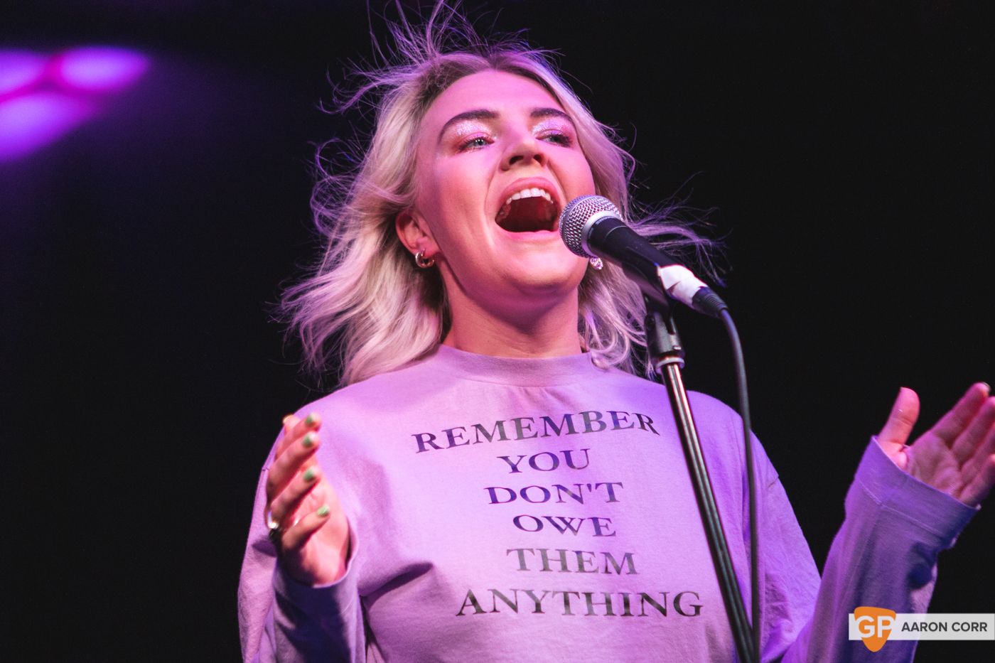 Self Esteem at The Sound House on 21-Oct-2019-9363