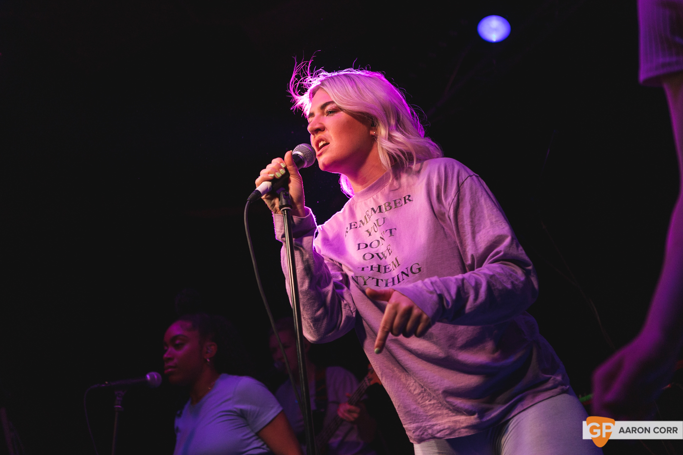 Self Esteem at The Sound House on 21-Oct-2019-9391