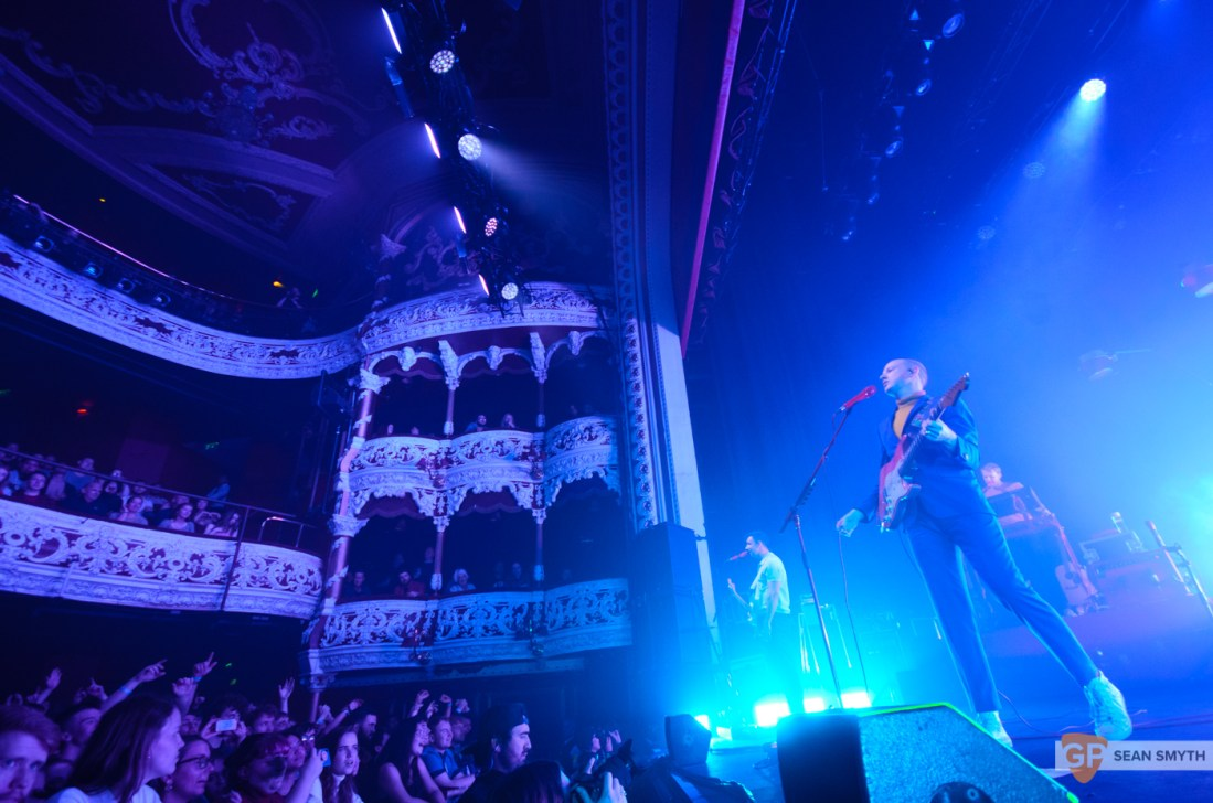 Two Door Cinema Club at the Olympia Theatre (14-10-19) by Sean Smyth (15 of 17)