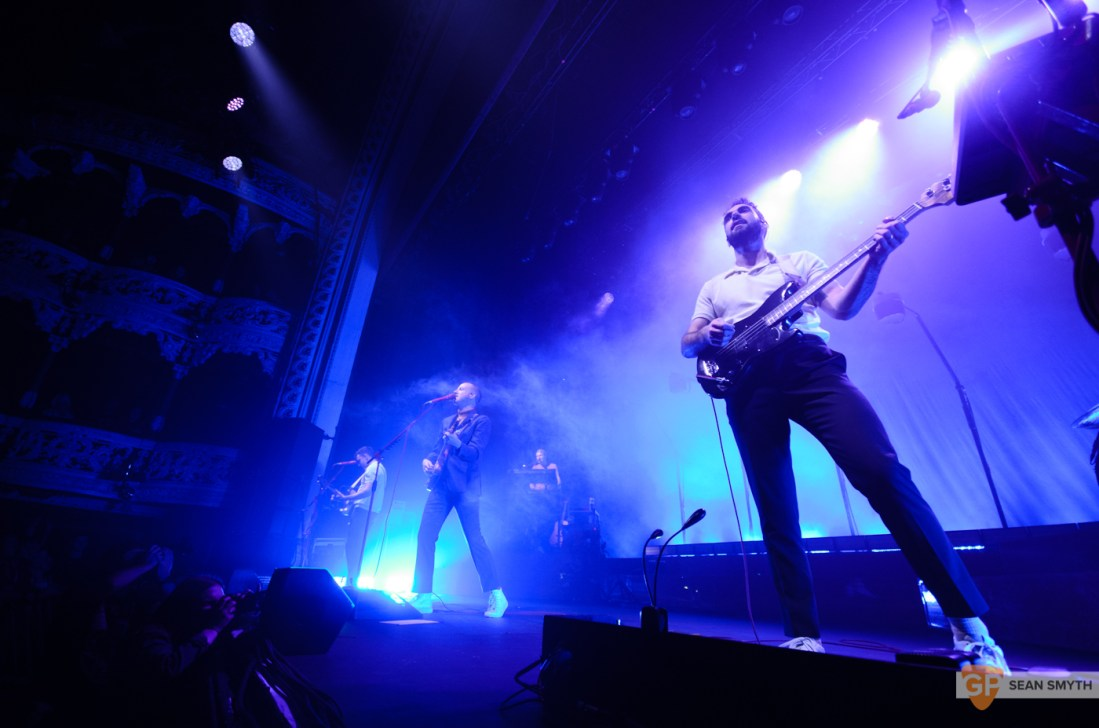 Two Door Cinema Club at the Olympia Theatre (14-10-19) by Sean Smyth (16 of 17)