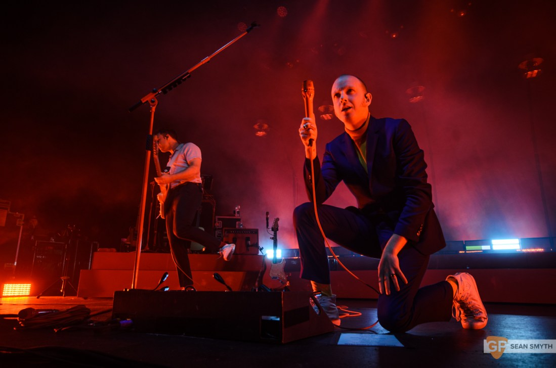 Two Door Cinema Club at the Olympia Theatre (14-10-19) by Sean Smyth (7 of 17)