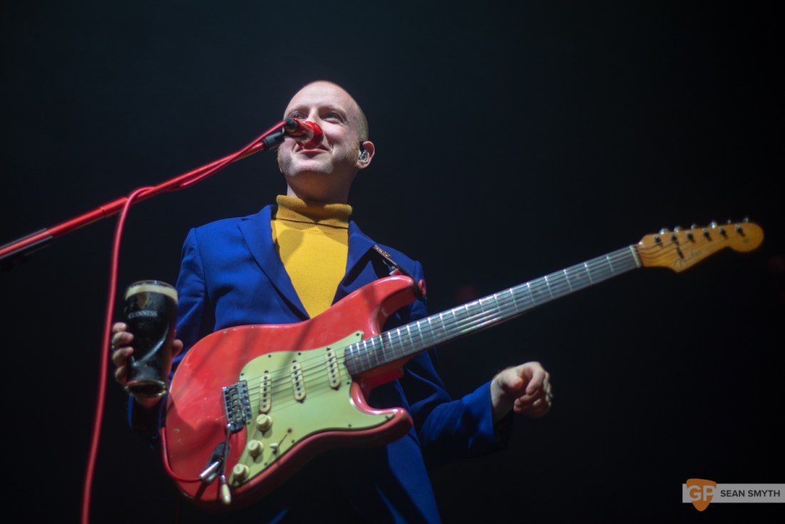 Two Door Cinema Club at the Olympia Theatre (14-10-19) by Sean Smyth (9 of 17)