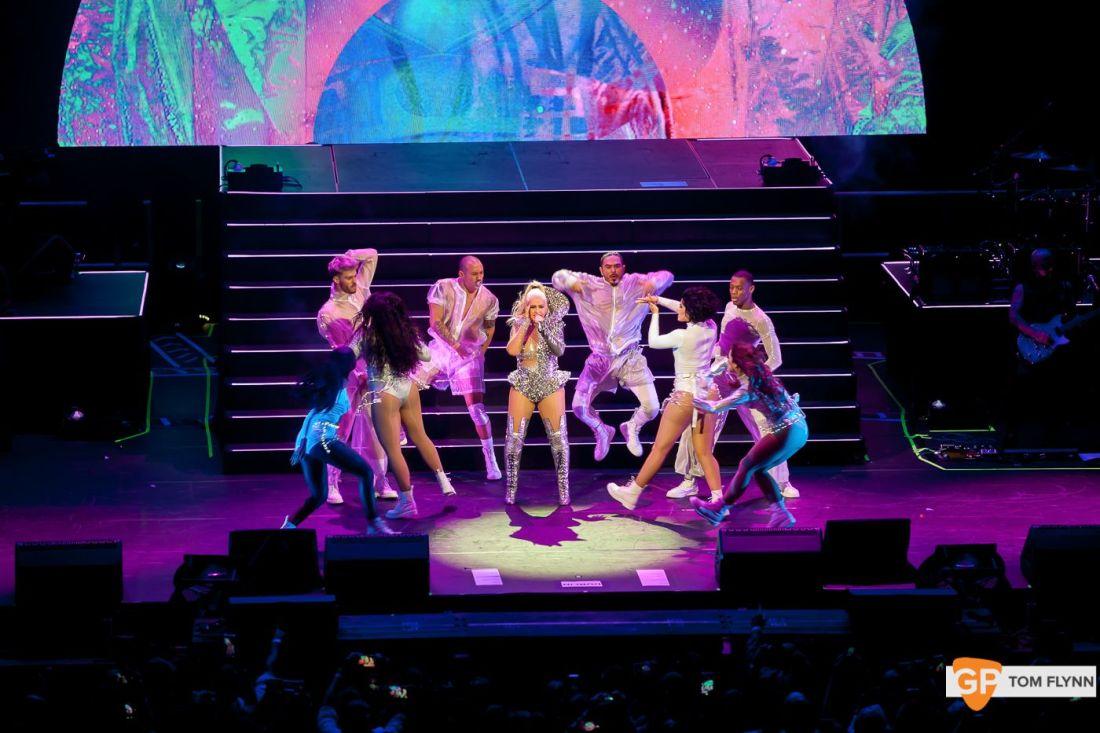Christina Aguilera at 3Arena, Dublin by Tom Flynn (5:11:19) – 11
