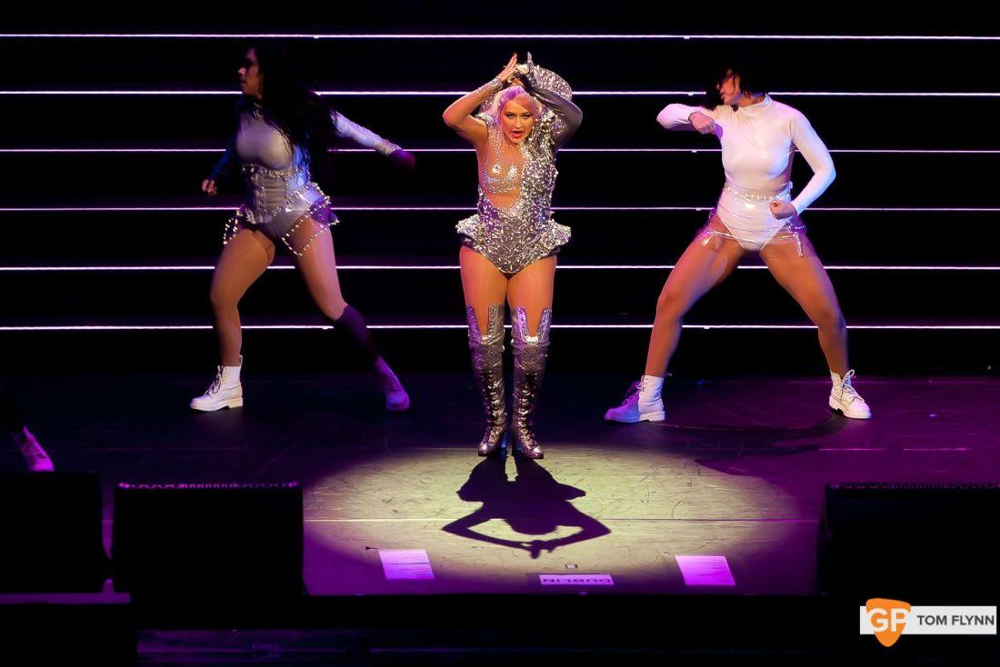 Christina Aguilera at 3Arena, Dublin by Tom Flynn (5:11:19) – 27