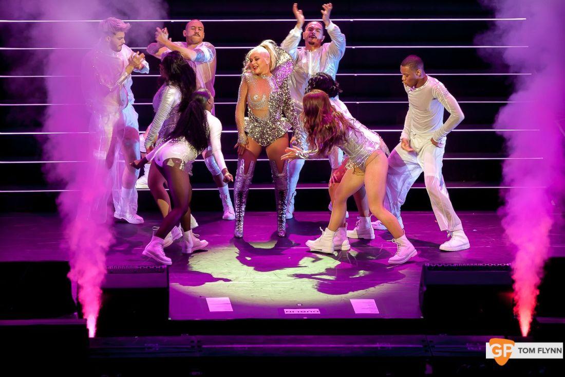 Christina Aguilera at 3Arena, Dublin by Tom Flynn (5:11:19) – 3