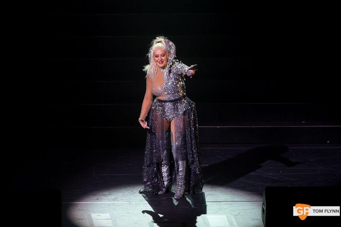 Christina Aguilera at 3Arena, Dublin by Tom Flynn (5:11:19) – 4