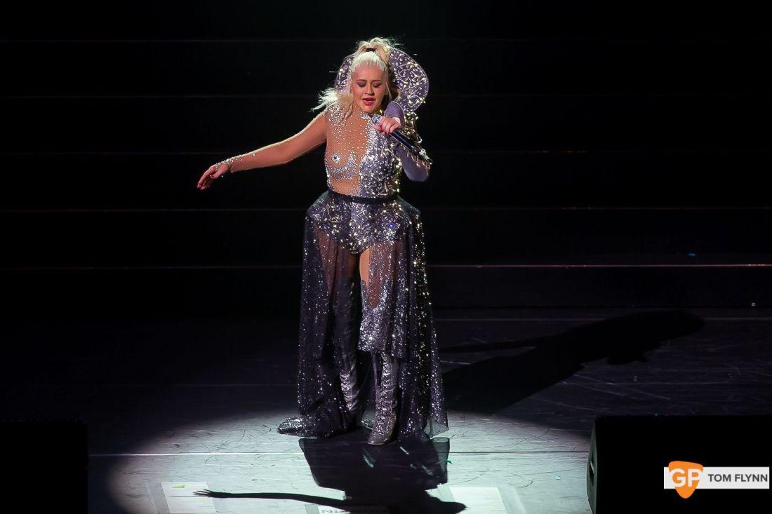 Christina Aguilera at 3Arena, Dublin by Tom Flynn (5:11:19) – 8