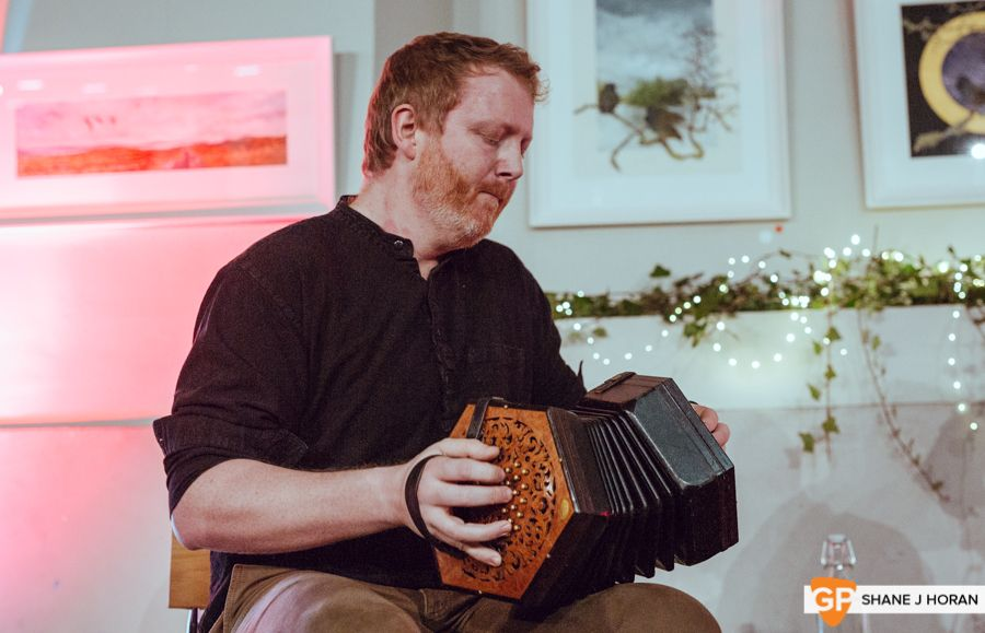 Cormac Begley & Liam O Connor, St Peters, Quiet Lights, Shane J Horan, 22-11-19-4