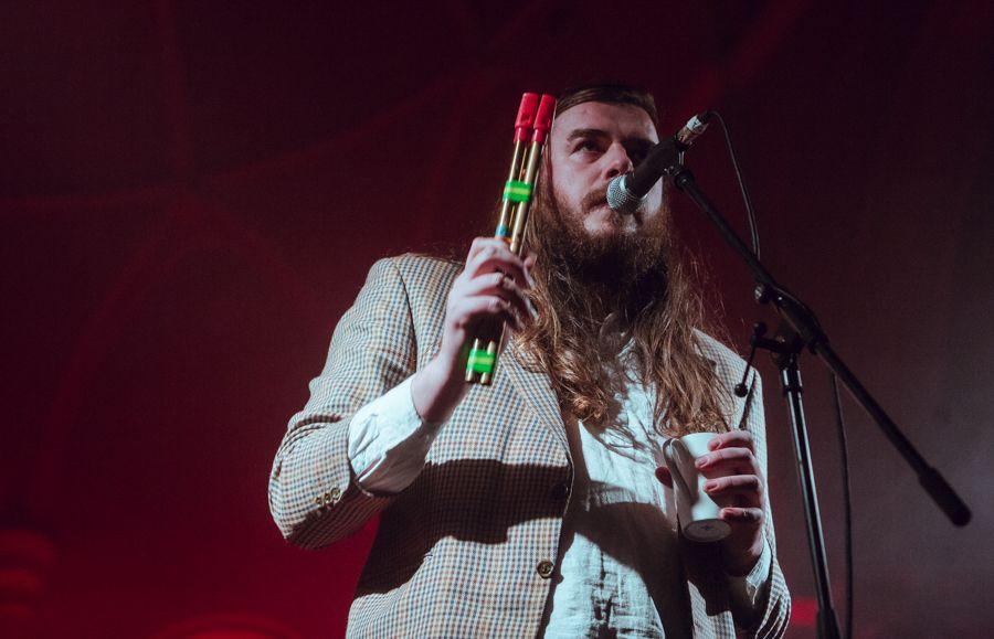 John Francis Flynn, Live at St Lukes, Quiet Lights, Shane J Horan, 23-11-19-2