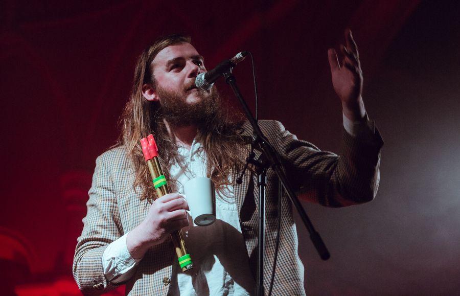 John Francis Flynn, Live at St Lukes, Quiet Lights, Shane J Horan, 23-11-19-3