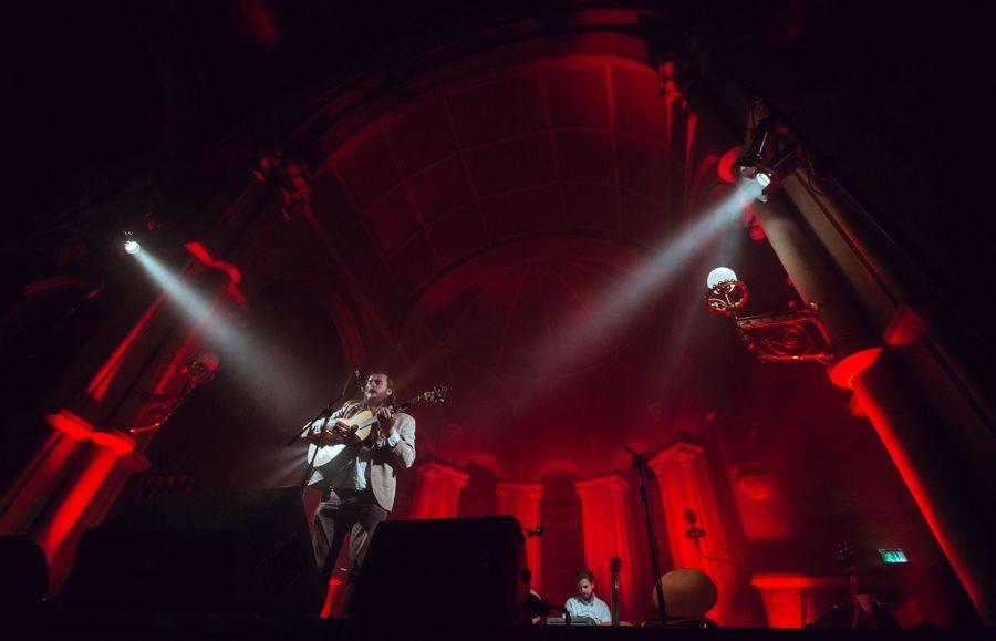 John Francis Flynn, Live at St Lukes, Quiet Lights, Shane J Horan, 23-11-19-4
