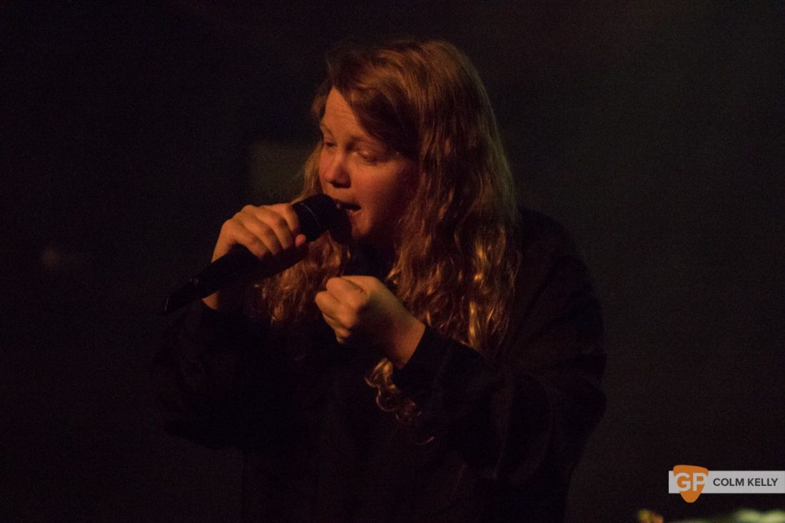 Kate Tempest at Vicar Street, Dublin 15.11.2019 Copyright Colm Kelly-2-4