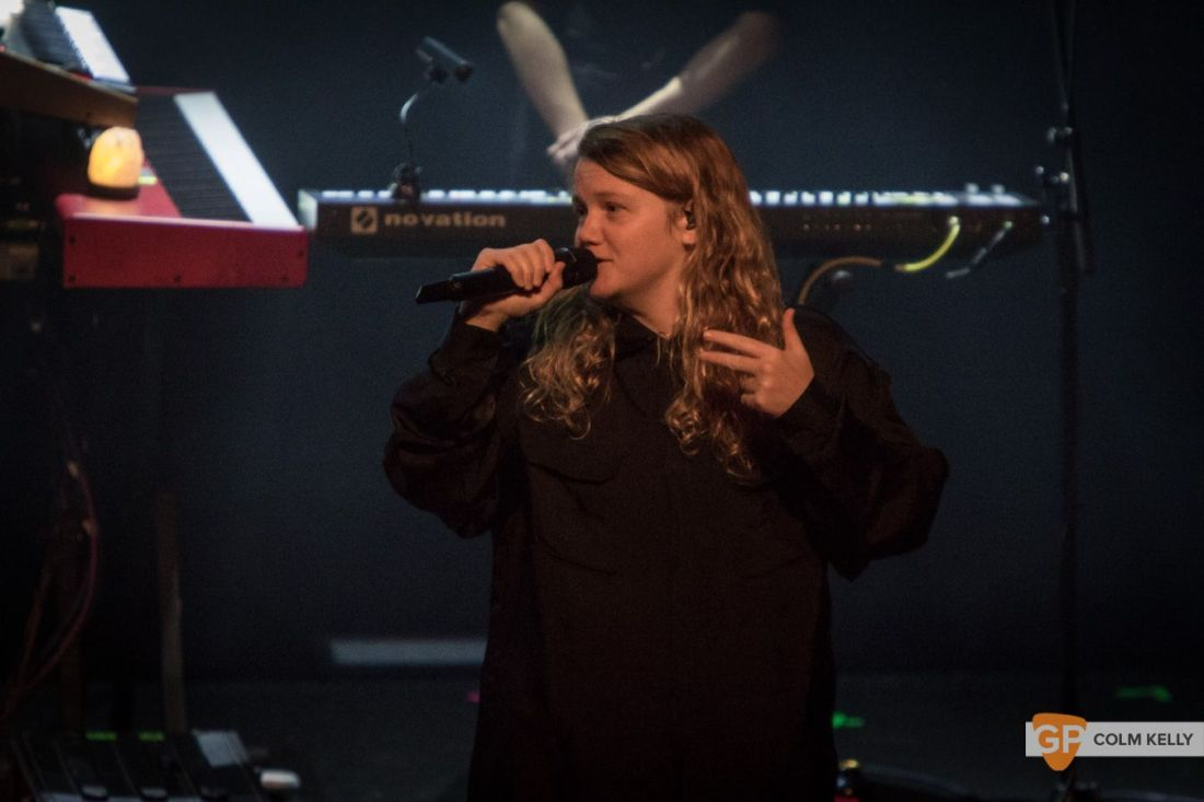 Kate Tempest at Vicar Street, Dublin 15.11.2019 Copyright Colm Kelly-4-9