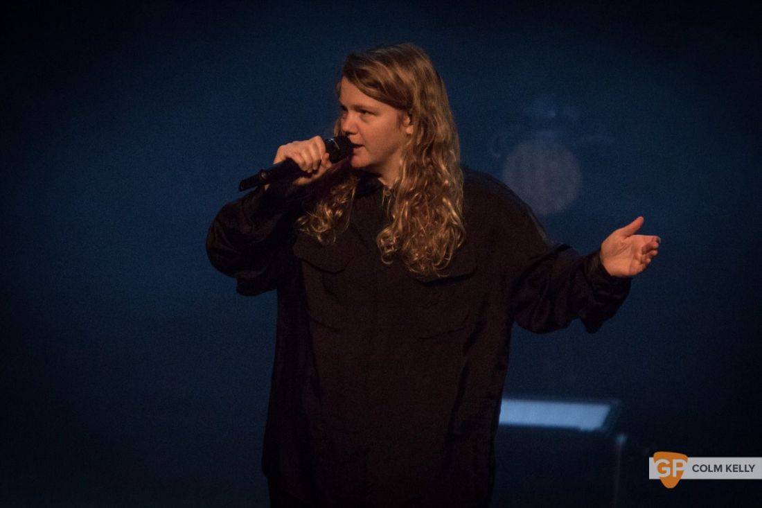 Kate Tempest at Vicar Street, Dublin 15.11.2019 Copyright Colm Kelly-6-5