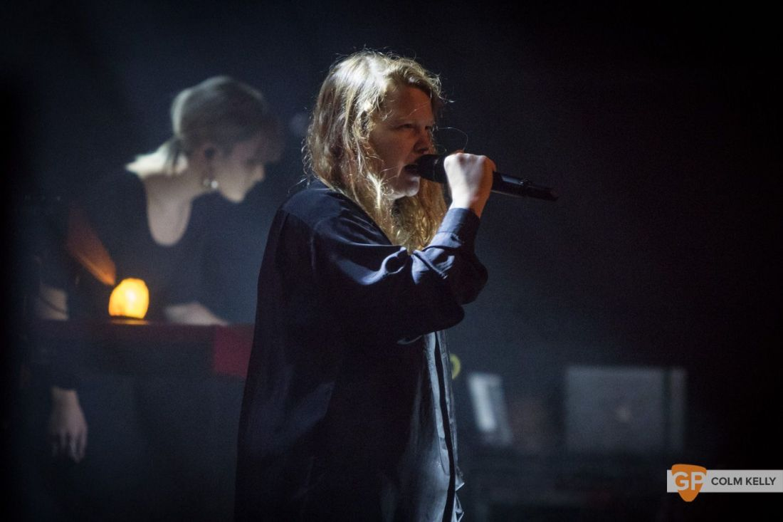 Kate Tempest at Vicar Street, Dublin 15.11.2019 Copyright Colm Kelly-8