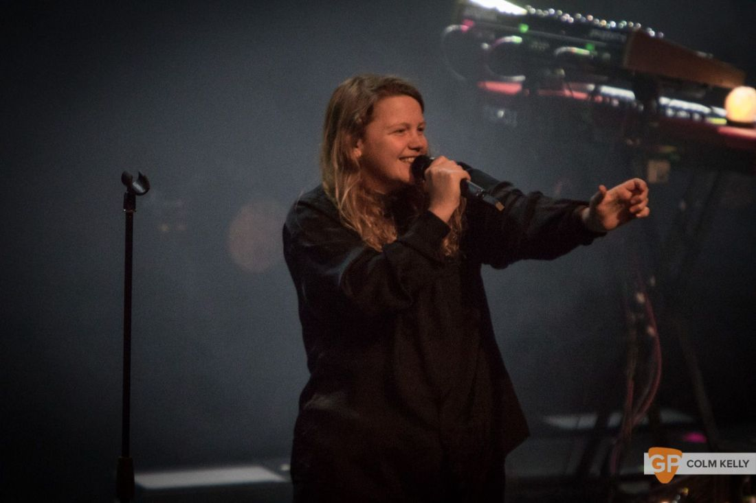 Kate Tempest at Vicar Street, Dublin 15.11.2019 Copyright Colm Kelly-9-2