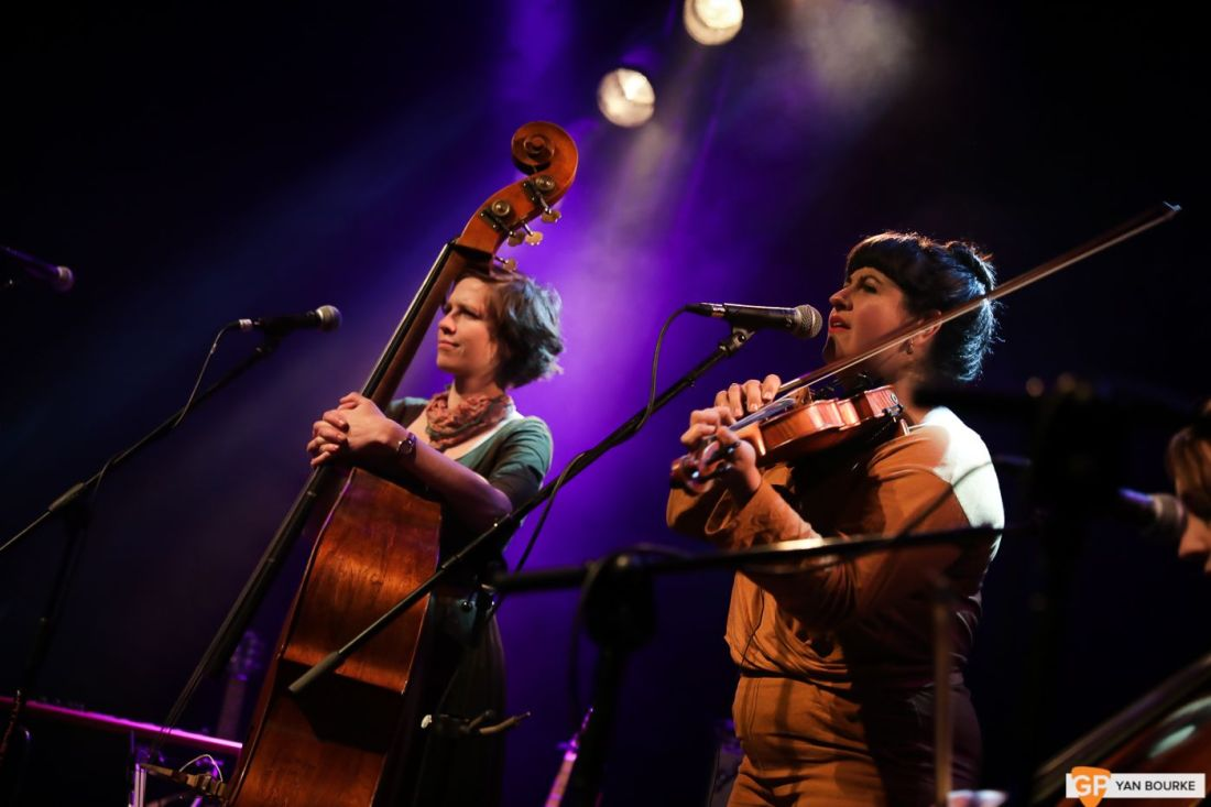 Laura Cortese and the Dance Cards at The Button Factory on 20 November 2019 by Yan Bourke-6