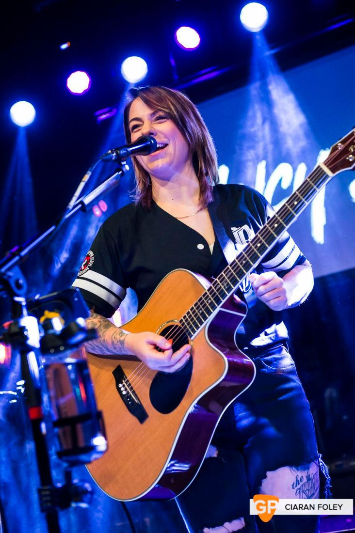 Lucy Spraggan at Cypress Avenue Cork 12-11-2019