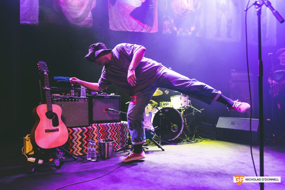 Mac DeMarco performing in Vicar Street to a sold out crowd. Photos by Nicholas O'Donnell (9)