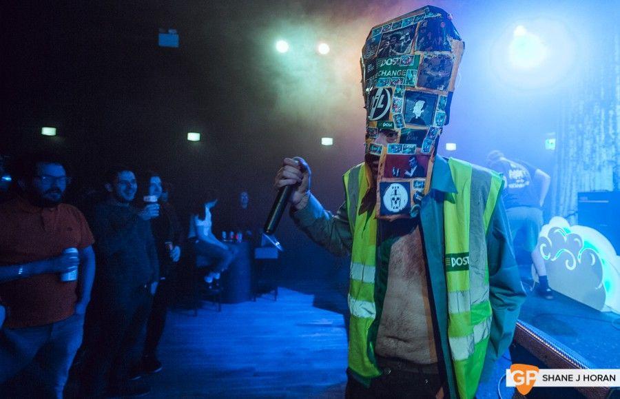 Post Punk Podge, KINO, 29-11-19-5