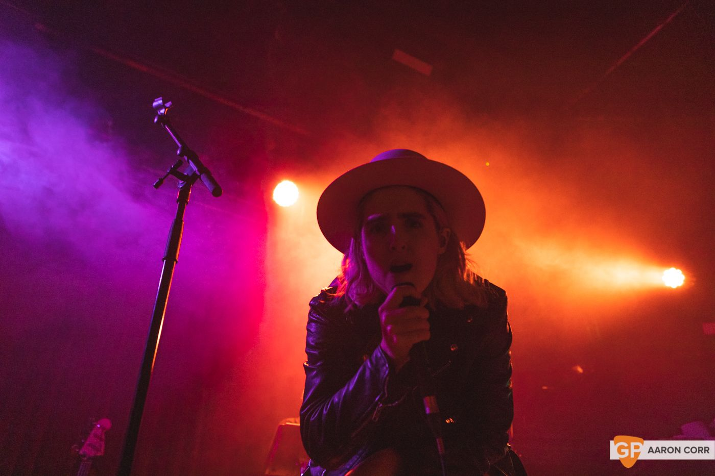 Shura at The Academy on 17-11-19 by Aaron Corr-0215