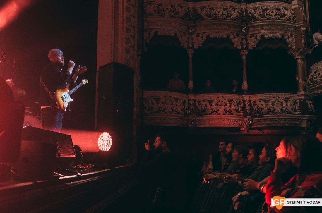Tom Walker Olympia Theatre November 2019 Tivodar 18