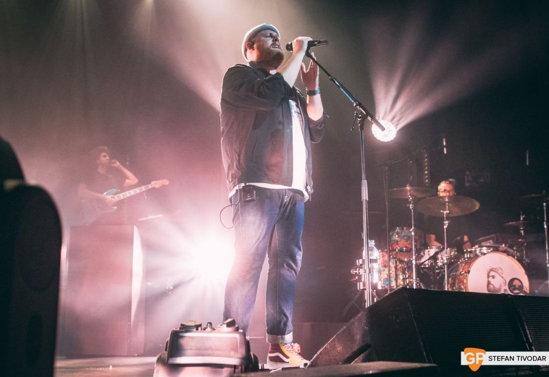 Tom Walker Olympia Theatre November 2019 Tivodar 8