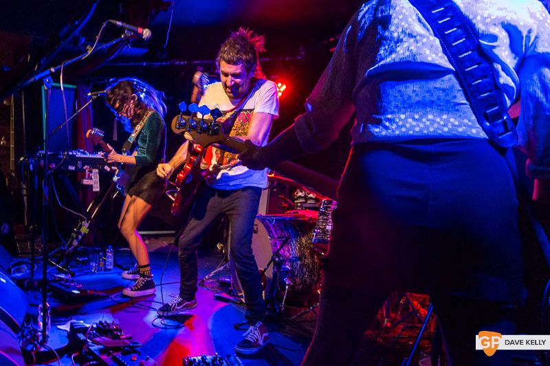 Tropical Fuck Storm in Whelans on 5 November 2019 (21)