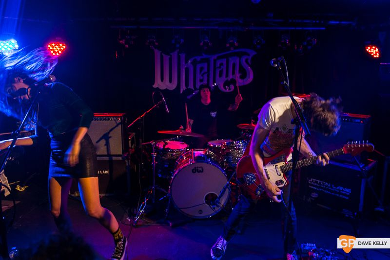Tropical Fuck Storm in Whelans on 5 November 2019 (5)